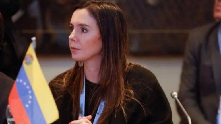 El Gobierno argentino le quitó las credenciales diplomáticas a la embajadora de Guaidó