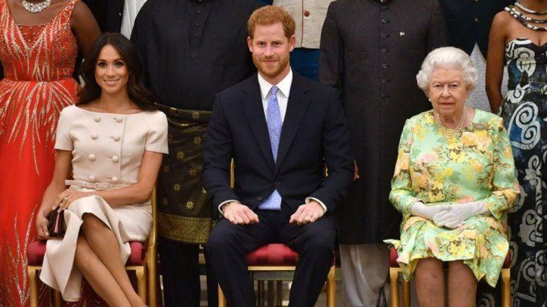 El príncipe Harry aseguró Amo al reino pero no teníamos otra opción