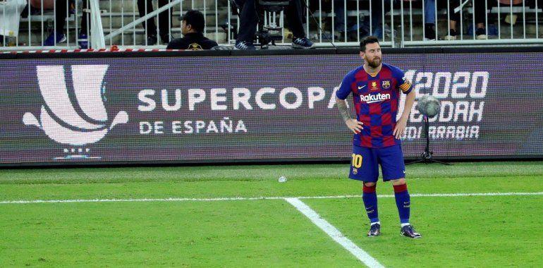 En un partido inolvidable, Atlético Madrid le ganó a Barcelona y jugará la final de España