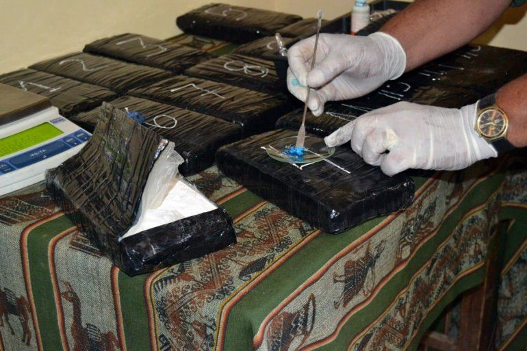 Una mujer boliviana intentó ingresar a La Quiaca con 16 kilos de cocaína