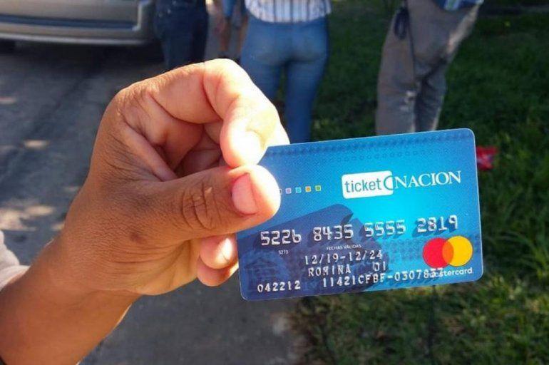 La tarjeta alimentaria generará un movimiento económico en Jujuy de más de 150 millones