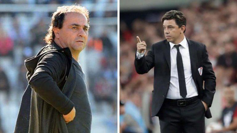 Coleoni vs Gallardo: Cuando le convenía cambiar la fecha de la final, River lo hizo enseguida