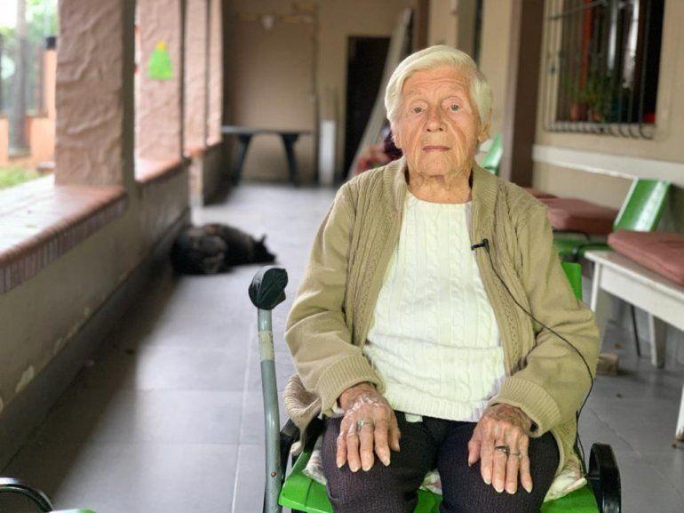 Una infancia entre dos guerras: la vida de Sofía, una polaca de 100 años que vive en Jujuy