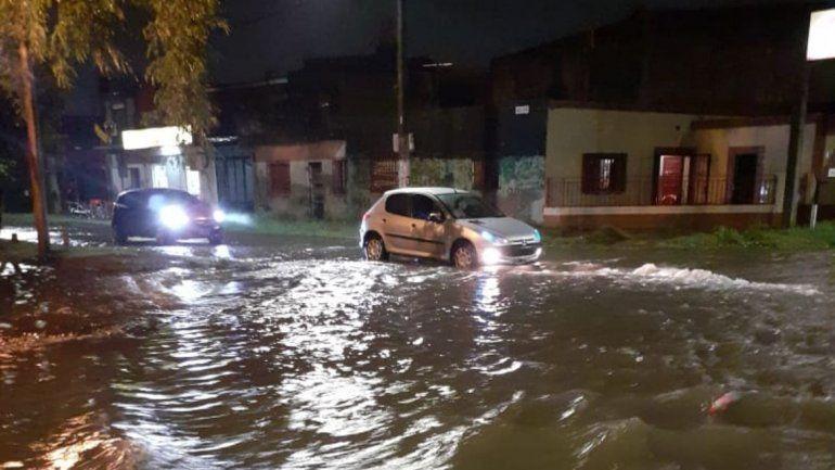 Temporal en el norte: Salta y Tucumán bajo el agua