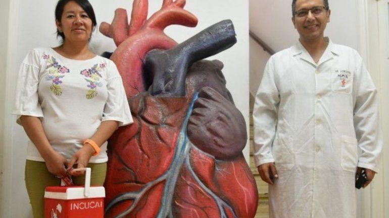 Dos jujeños recibieron trasplantes renales tras la primera ablación del año en la provincia