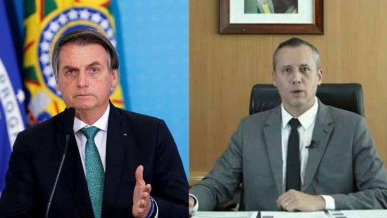 Bolsonaro echó a su secretario de Cultura por usar un discurso nazi