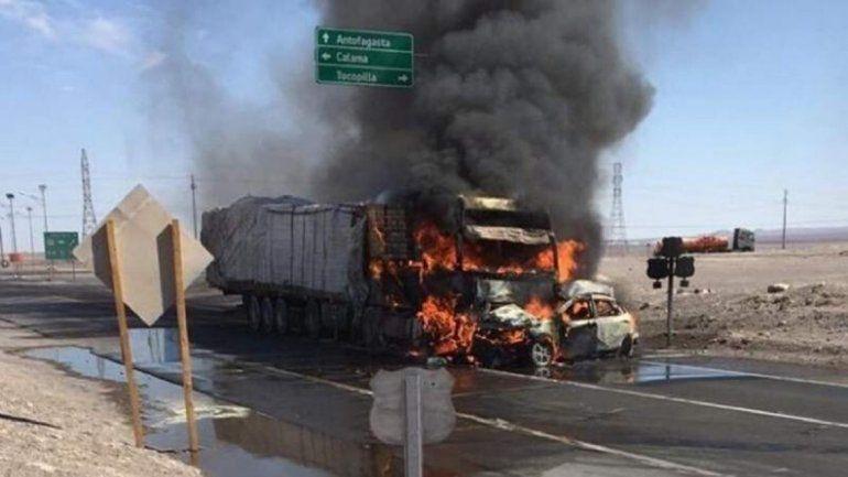 Choque fatal: una familia tucumana murió en Antofagasta