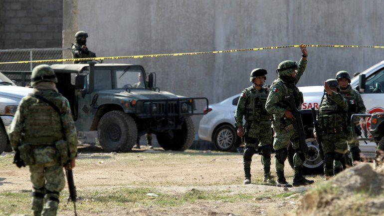 Asesinaron e incineraron a un grupo musical mexicano