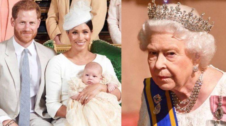 Con el visto bueno de la Reina, Harry y Meghan comienzan una nueva vida fuera de la realeza