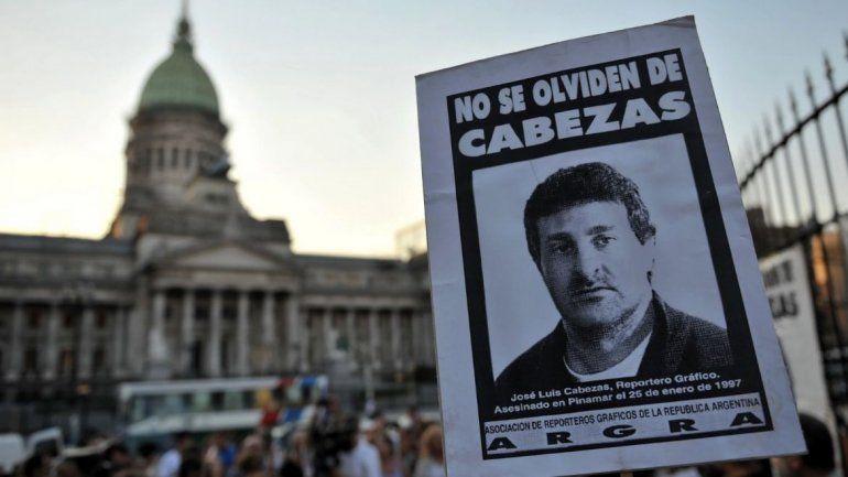 A 23 años del asesinato de José Luis Cabezas, el pedido de justicia sigue vigente