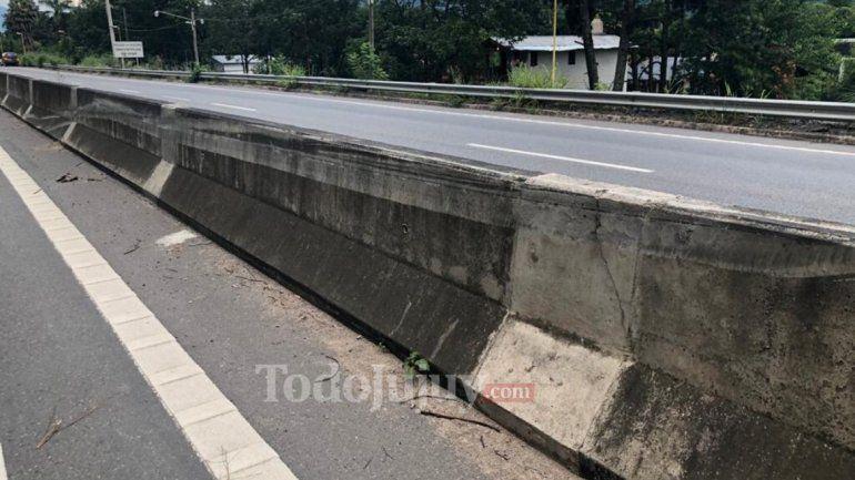 Impactante choque y vuelco sobre ruta 9 a un kilómetro de Yala: no se registraron víctimas fatales