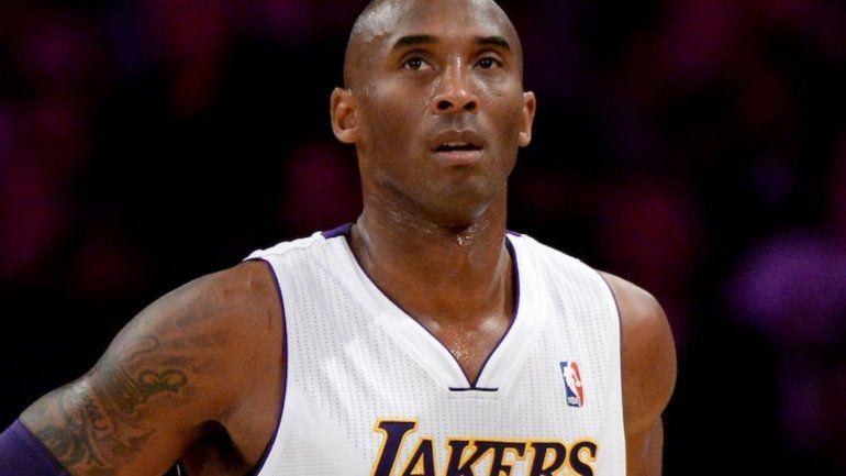 Murió Kobe Bryant, leyenda de la NBA, en un accidente de helicóptero