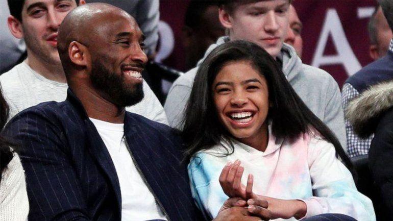 Kobe y Gianna