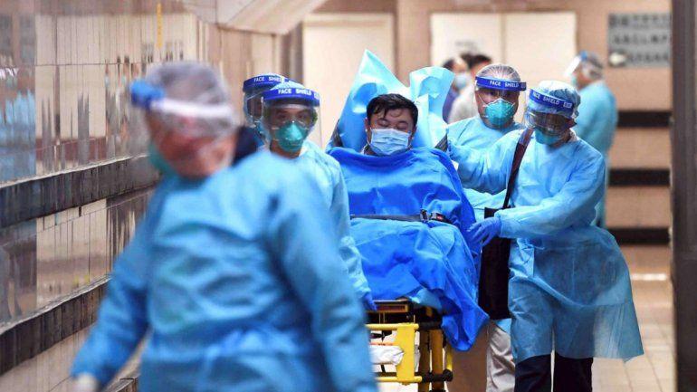 Ya son 1.367 las personas muertas por coronavirus y son 59.805 los contagiados
