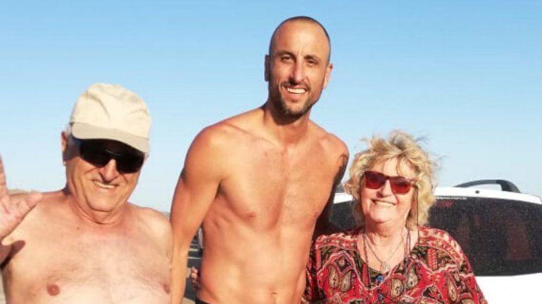 Manu Ginóbili protagonizó un rescate en la playa y su historia se hizo viral