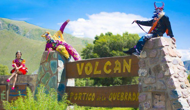Mañana se lanza el carnaval de Volcán con la chaya del mojón y el topamiento de banderas