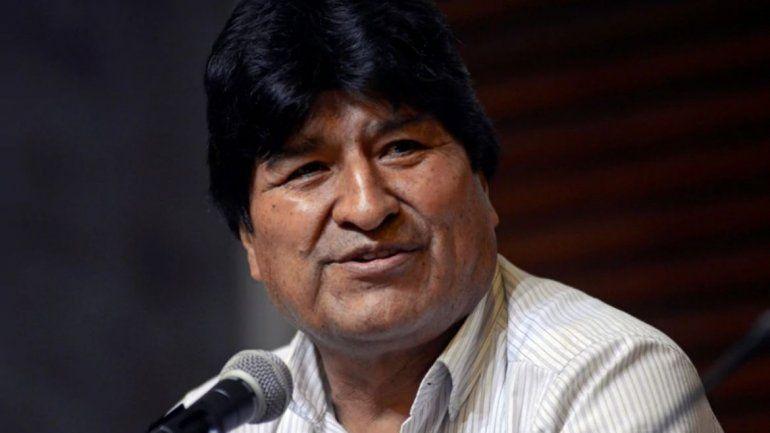 Evo Morales regresó a Argentina tras una visita médica a Cuba