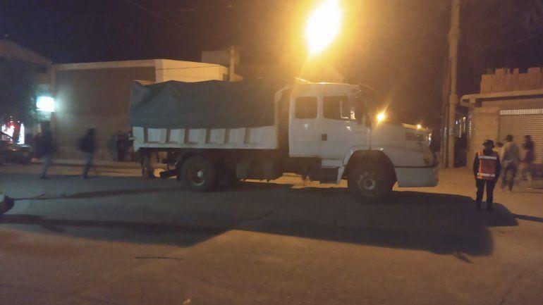 Abra Pampa: un camión atropelló a una nena