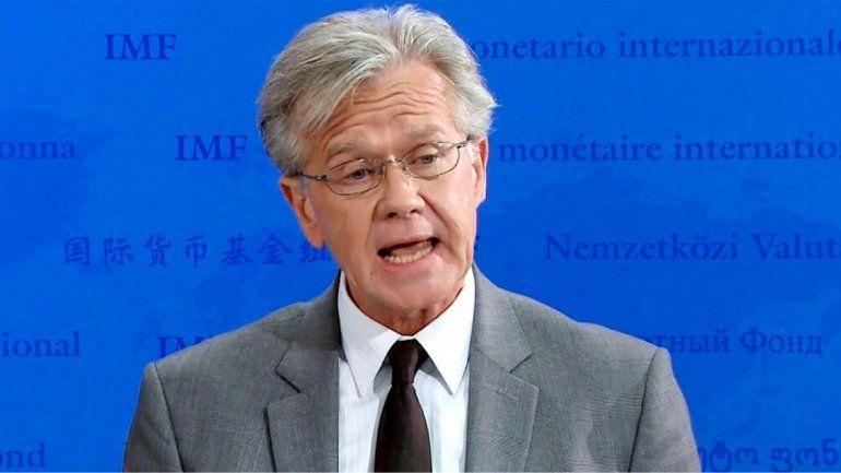 Constructivas así calificó el FMI a las conversaciones con Argentina sobre la deuda