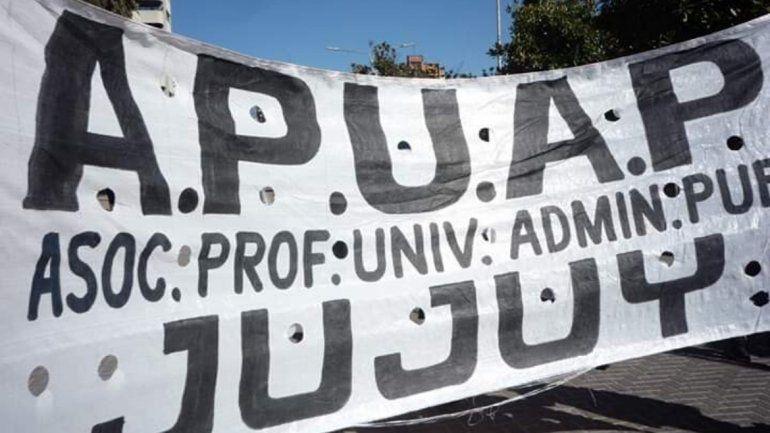APUAP anunció estado de alerta y no descartan medidas de fuerzas
