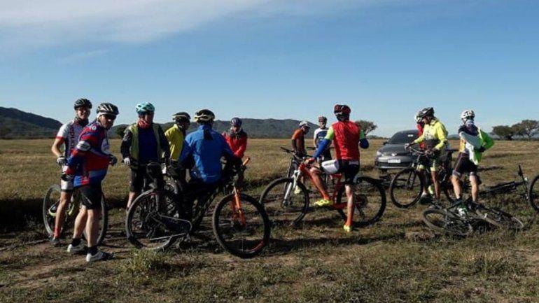 Por las lluvias suspendieron la fecha provincial de Mountain Bike pero anunciaron nuevas carreras