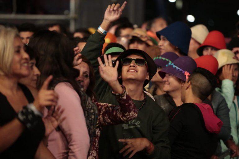 Personas de todo el mundo llegaron al Carnaval de Los Tekis: Es fabuloso
