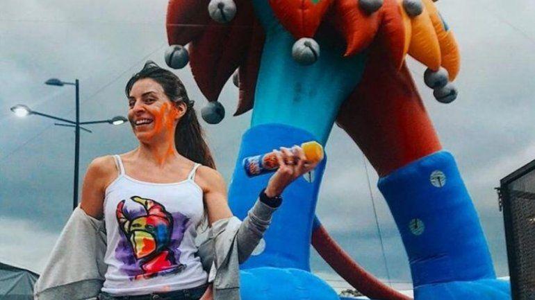 La Beba de El Trece se enamoró de Jujuy y quiere ser parte del Carnaval y de Los Tekis