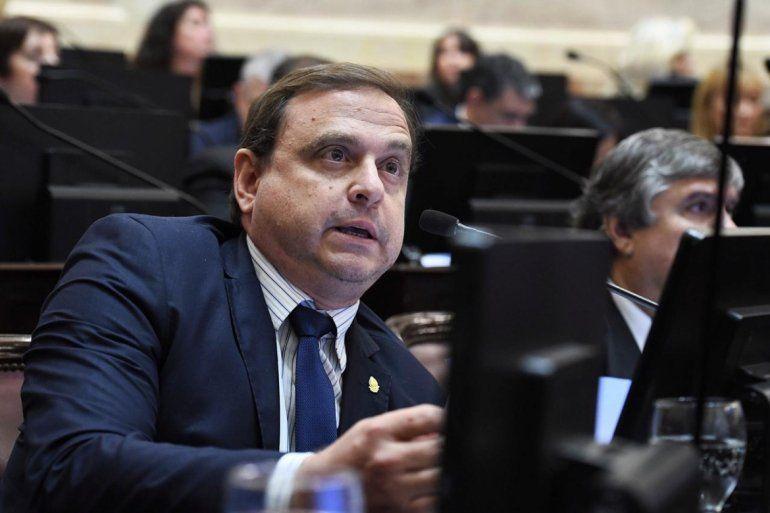 El Senado empieza a tratar el proyecto de intervención al Poder Judicial de Jujuy