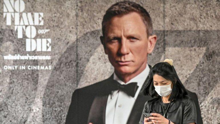 El coronavirus obliga a retrasar el estreno de la próxima película de James Bond