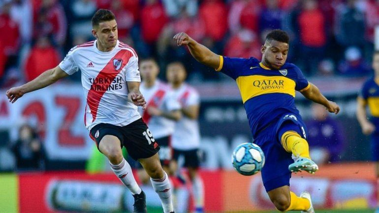 Superliga: hoy se define la final entre Boca y River