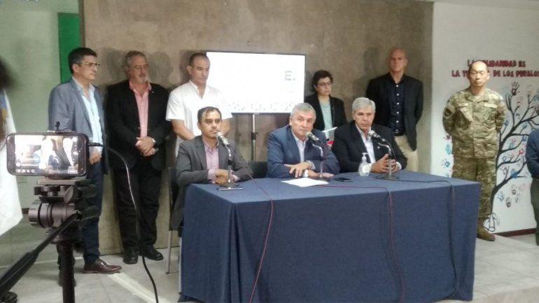 Morales anunció medidas más restrictivasluego de que se conociera el primer caso de coronavirus en Jujuy.