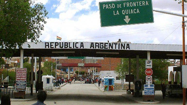 Frontera de La Quiaca