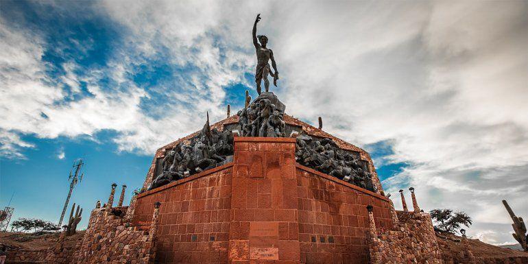 Humahuaca - turistas