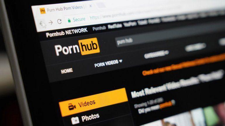 Porno gratis en Argentina: PornHub no se pagará por un mes
