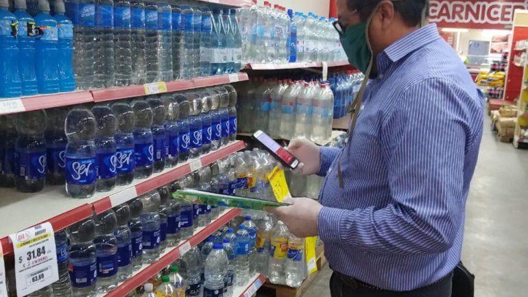 Jujuy: 20 infracciones por sobreprecios en super y comercios