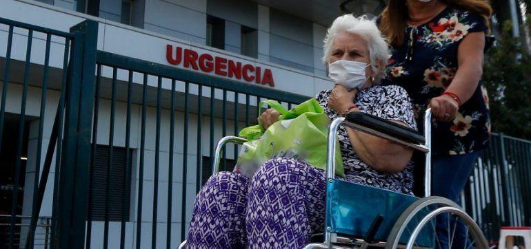En Chile el coronavirus provocó 3 muertes y 1.142 infectados