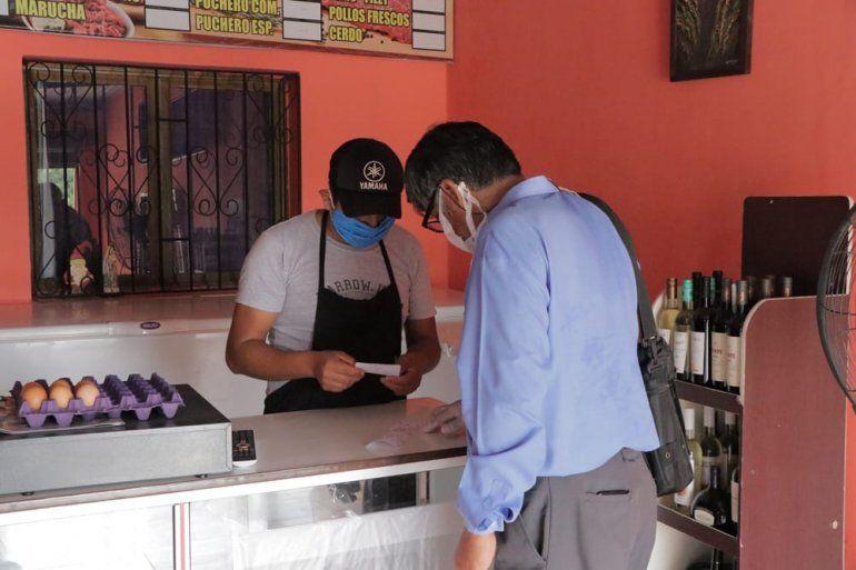 Hasta el momento se labraron 120 infracciones en comercios de Palpalá