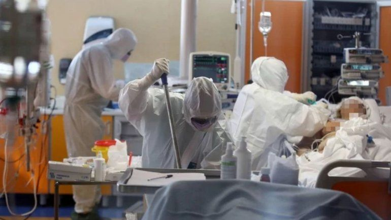 Coronavirus en Italia: 33 muertos eran personal sanitario