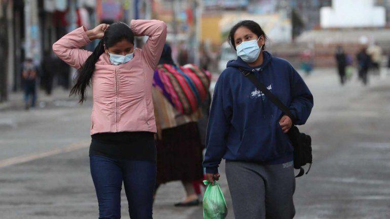 COVID-19: Bolivia extiende la cuarentena y duplica sanciones