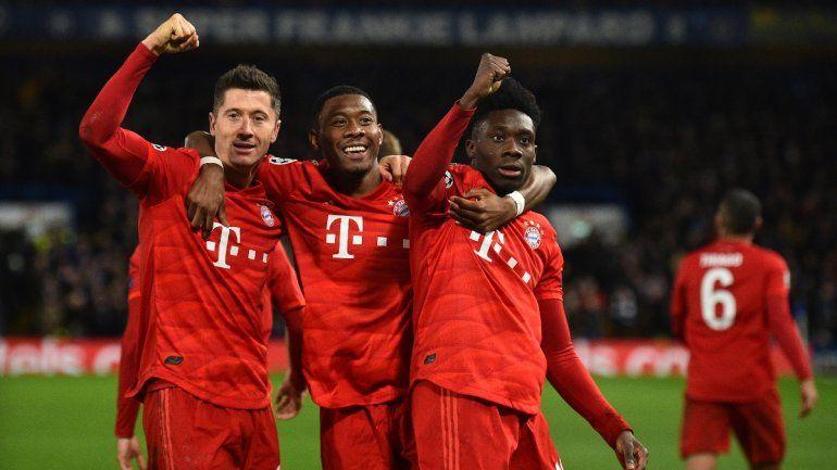 El Club Bayern acordó una reducción de sueldos con jugadores
