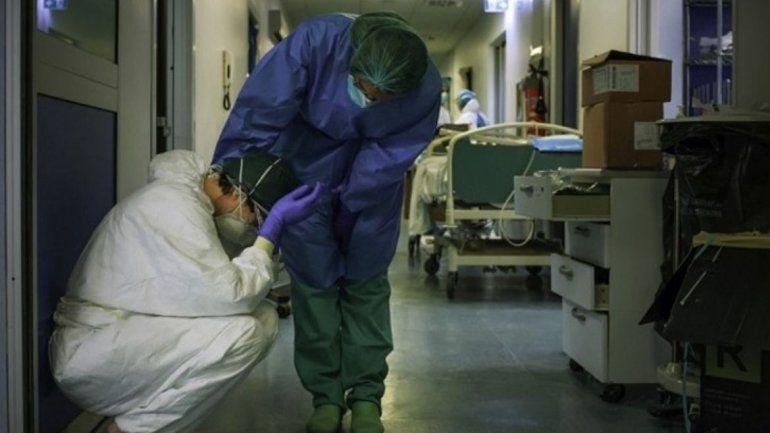Coronavirus: más de medio millón de infectados
