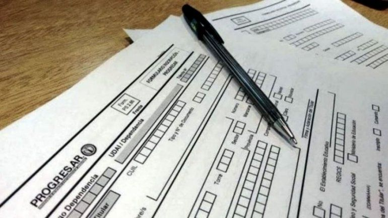 Educación: extienden el plazo de inscripción al Progresar