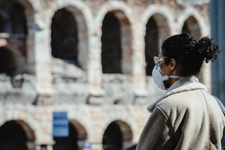 Coronavirus: Italia supera las 8000 víctimas fatales
