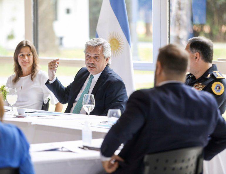 Alberto Fernández: Va a haber una aceleración de contagios