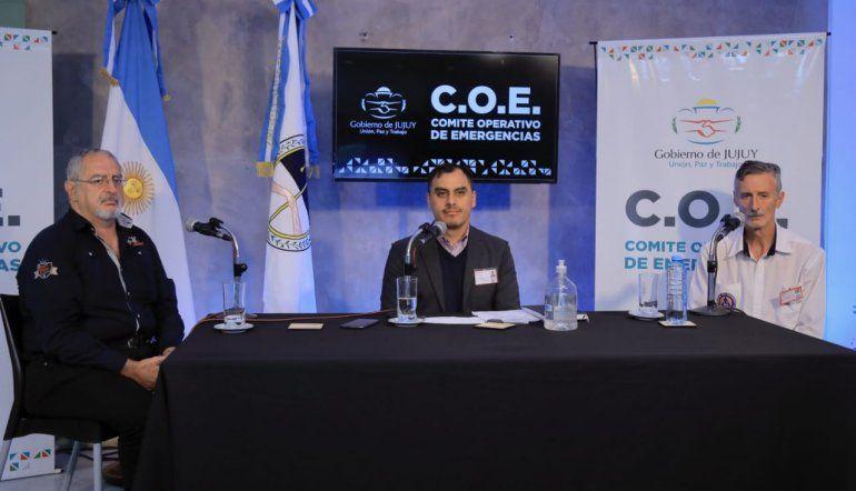 Jujuy: 2 nuevos casos sospechosos de coronavirus y suman 10 en total
