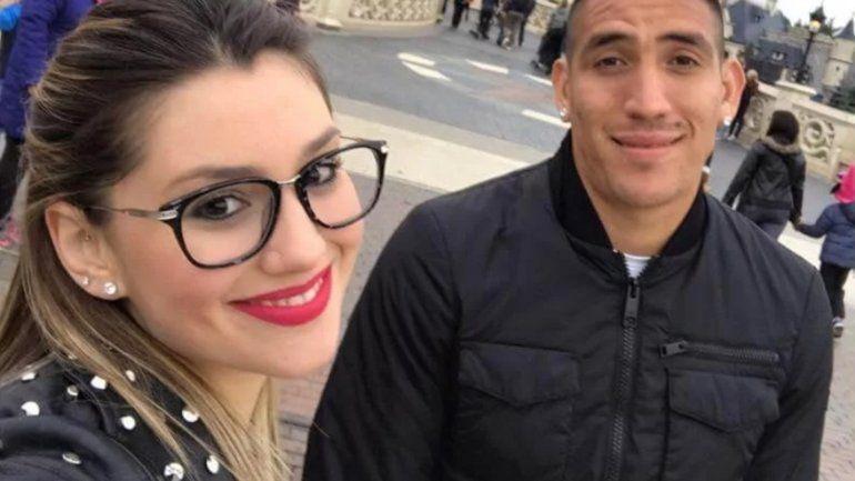 Falleció la novia del jugador de fútbol Ricardo Centurión