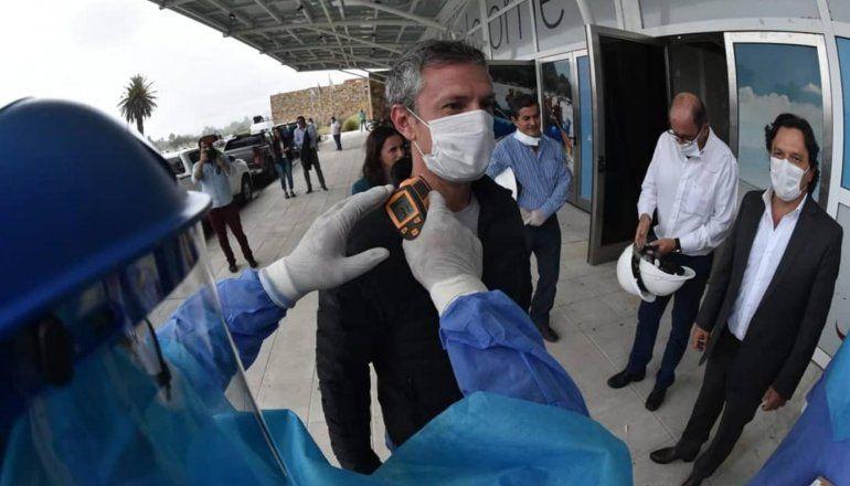 Salta: internaron a un ministro con síntomas de coronavirus