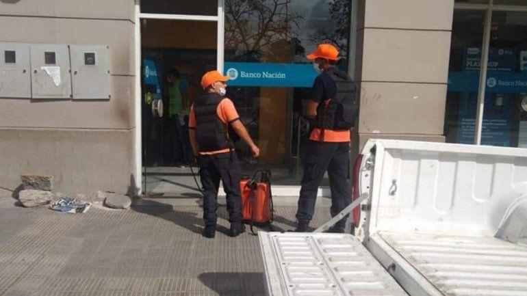 Fuerzas de seguridad colaboran con las medidas de prevención en cajeros: recomendaciones a tener en cuenta