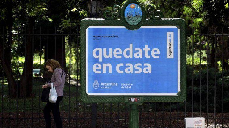 Coronavirus: Argentina superó los 1.000 casos confirmados