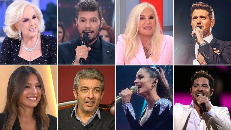 Unidos por Argentina sorprendió con grandes musicales